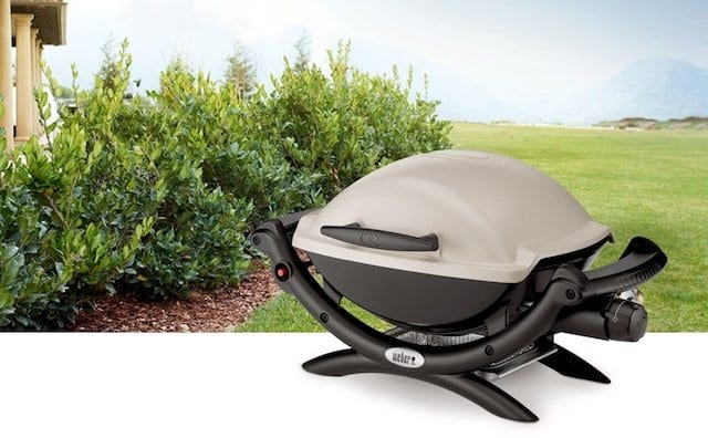Weber Q1000 Liquid Propane Grill, Model 50060001