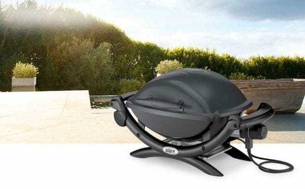 Weber Q1400 Electric Grill, Model 52020001