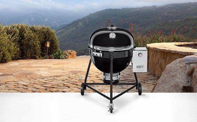 Weber Summit Charcoal Holzkohlegrill : Weber summit charcoal alltown grills alltown grills