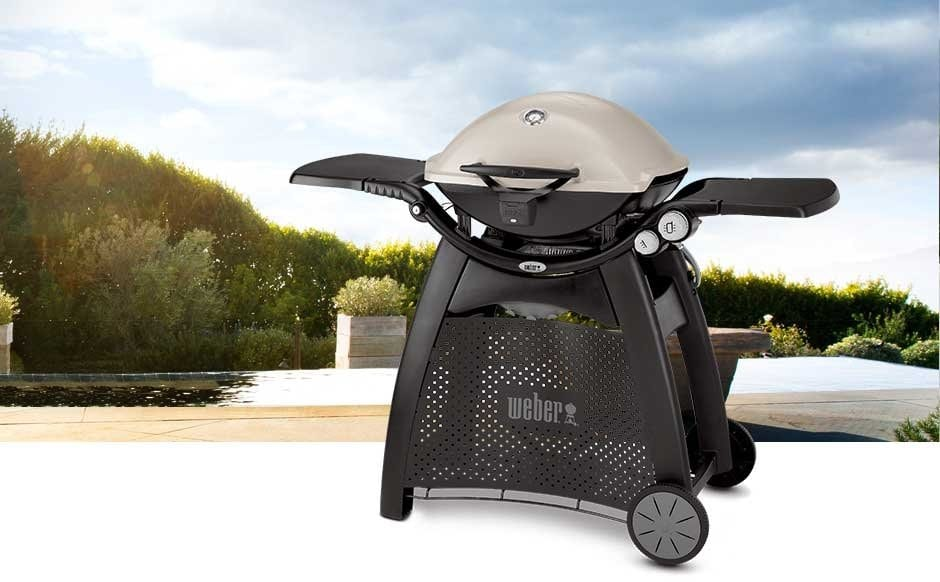 weber q 3200 natural gas grill alltown grills alltown grills. Black Bedroom Furniture Sets. Home Design Ideas