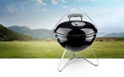 Weber Holzkohlegrill Smokey Joe Premium : Sizing up the weber smokey joe and the weber one touch grills