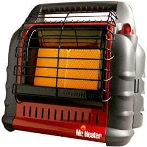 Mr. Heater Model F274865-Massachusetts/Canada Portable LP Heater