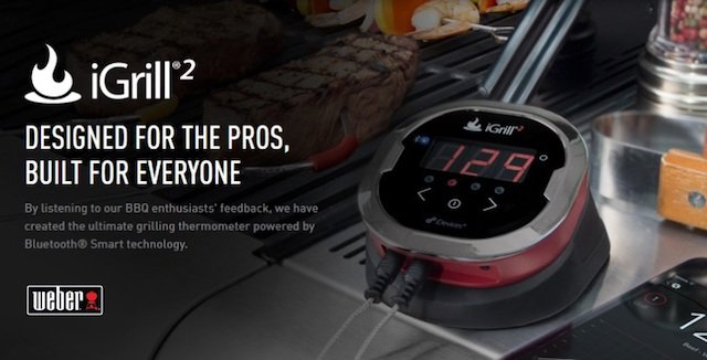 iGRILL 2 For the connected chef