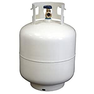 20-Pound Propane Tank (Empty)