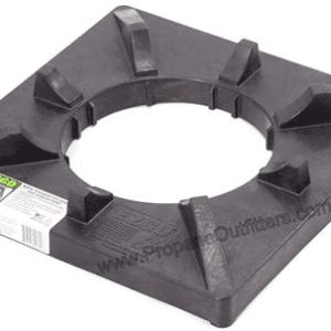 EZGO Propane Tank Holder, Stabilizer, & Safety Device