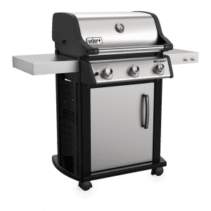 46502001 Spirit S-315 Gas Grill Stainless Steel
