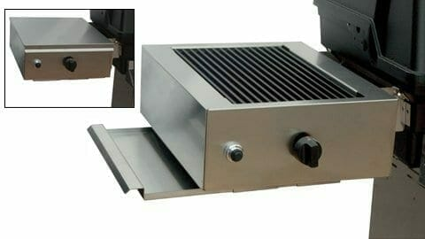 MHPSEAR-P LP, Stainless Steel SearMagic Infrared Zone Side Cooker